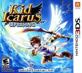Kid Icarus Uprising/3DS