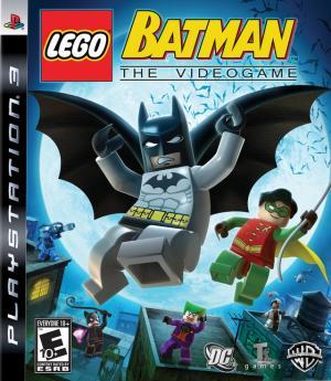 Lego Batman The Videogame/PS3