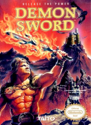 Demon Sword/NES