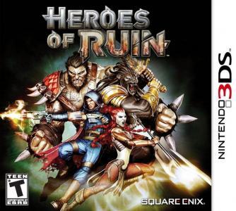 Heroes Of Ruin/3DS