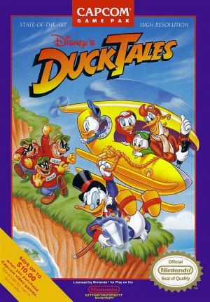 Duck Tales/NES