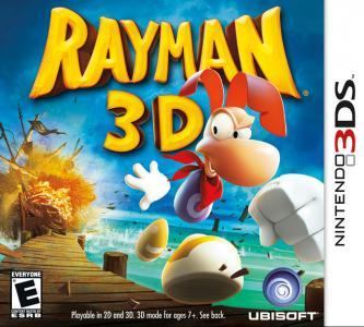 Rayman 3D/3DS