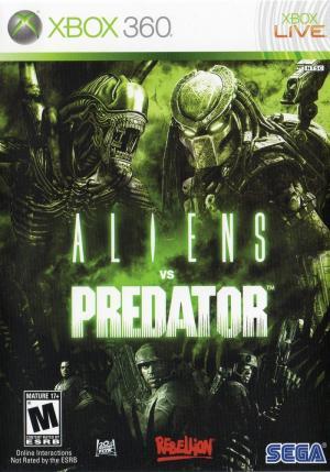 Aliens Vs. Predator/Xbox 360