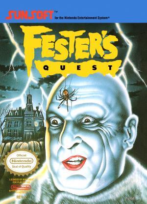 Fester's Quest/NES