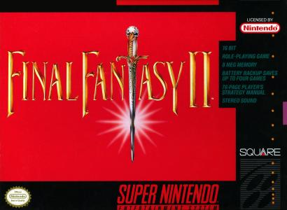 Final Fantasy II/SNES