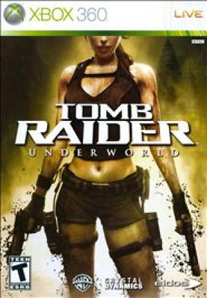Tomb Raider Underworld/Xbox 360