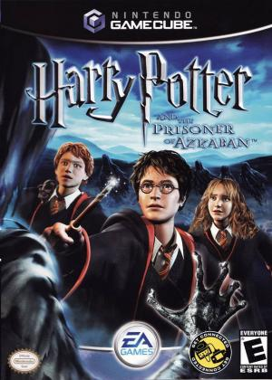 Harry Potter and the Prisoner of Azkaban/Game Cube