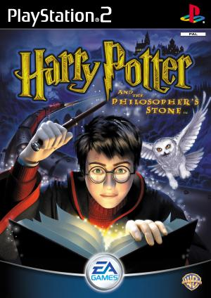 Harry Potter and the Sorcerer's Stone/PS2