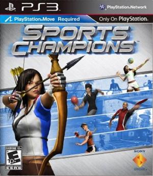 Sports Champions (Jeu Seulement) / PS3