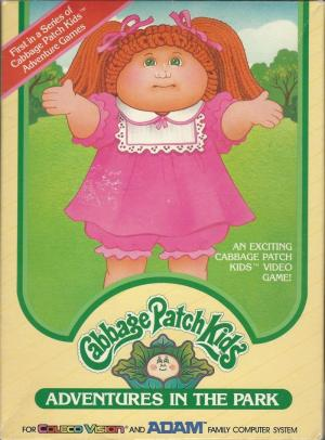 Cabbage Patch Kids Adventures In The Park/Coleco