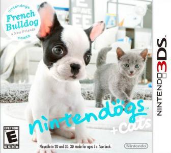 Nintendogs + Cats/3DS