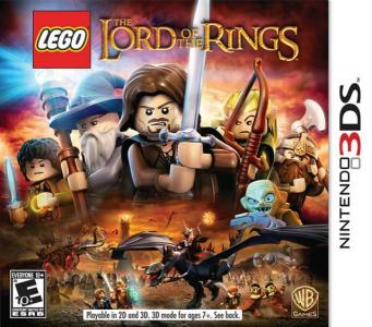 Lego The Lord Of The Rings/3DS