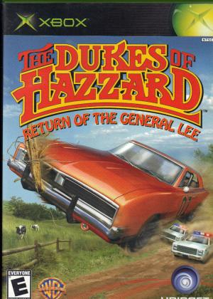 Dukes Of Hazzard: Return Of The General Lee/Xbox