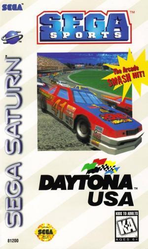 Daytona USA/Sega Saturn
