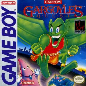 Gargoyle's Quest /Game Boy