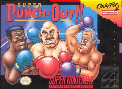 Super Punch-Out!/SNES