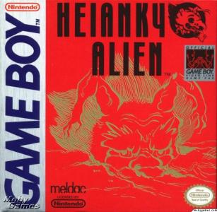 Heiankyo Alien/Game Boy