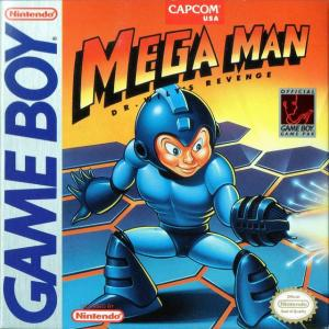Mega Man Dr. Wily Revenge/Game Boy