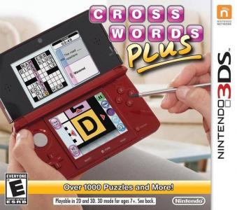 Crosswords Plus/3DS