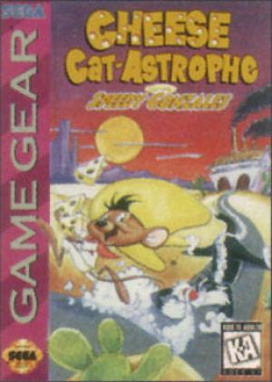Cheese Cat-Astrophe Starring Speedy Gonzales/Game Gear
