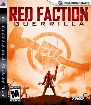 Red Faction Guerrilla/PS3