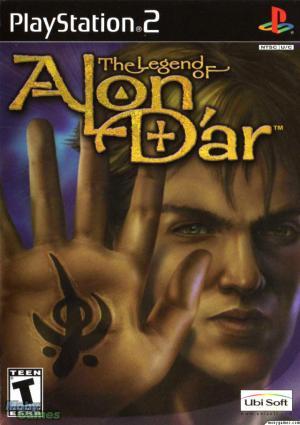 Legend Of Alon D'ar/PS2