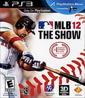 MLB 12 The Show/PS3
