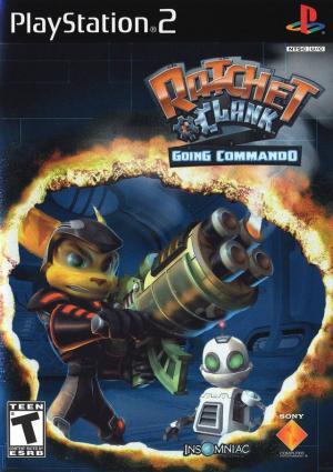 Ratchet & Clank Going Commando/PS2