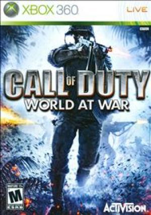 Call of Duty World at War/Xbox 360