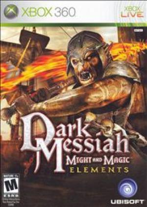 Dark Messiah Might and Magic: Elements/Xbox 360