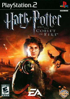 Harry Potter And The Goblet Of Fire/PS2