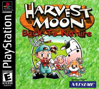 Harvest Moon Back to Nature/PS1