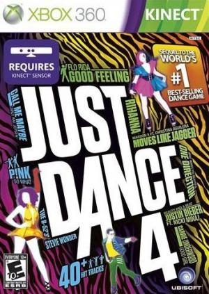 Just Dance 4 (Kinect Requis) / Xbox 360