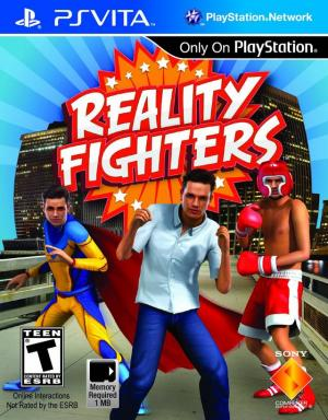 Reality Fighters/PS Vita