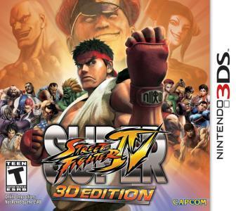 Super Street Fighter IV 3D Edition/3DS