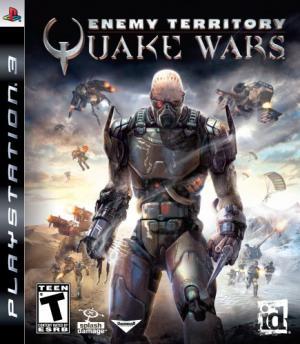Enemy Territory Quake Wars/PS3
