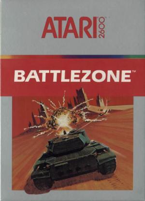 Battlezone/Atari 2600