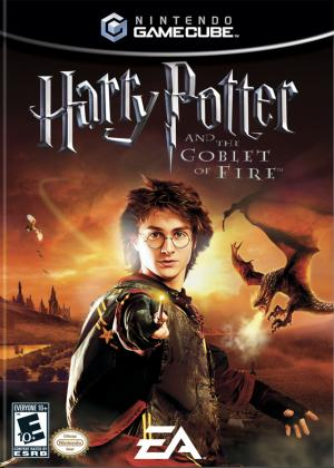 Harry Potter And The Goblet Of Fire/Game Cube