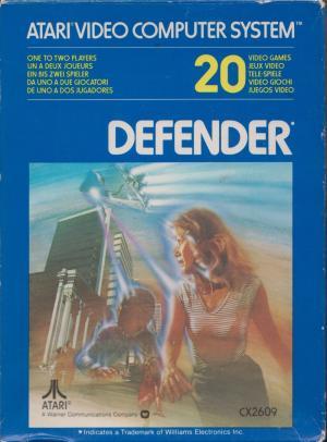 Defender/Atari 2600