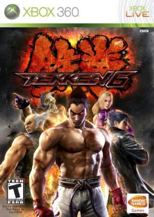 Tekken 6/XBox 360