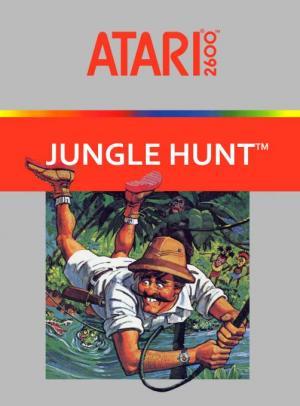 Jungle Hunt/Atari 2600