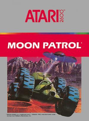 Moon Patrol/Atari 2600