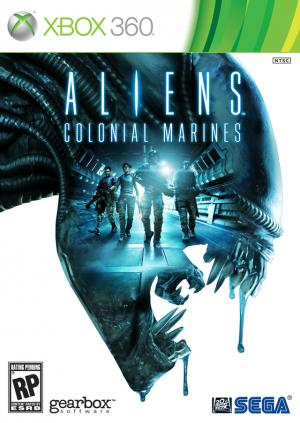 Aliens Colonial Marines/Xbox 360