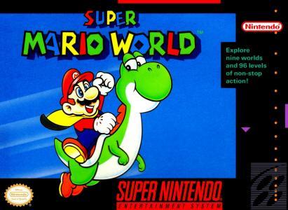 Super Mario World/SNES