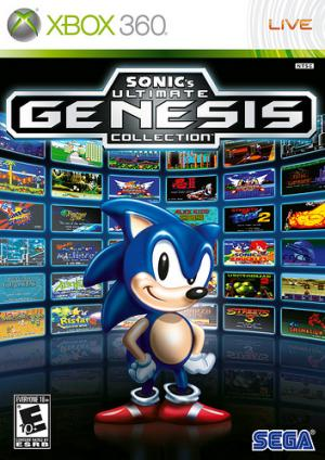 Sonic's Ultimate Genesis Collection/Xbox 360