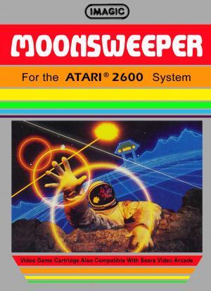 Moonsweeper/Atari 2600