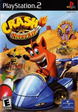 Crash Nitro Kart/PS2