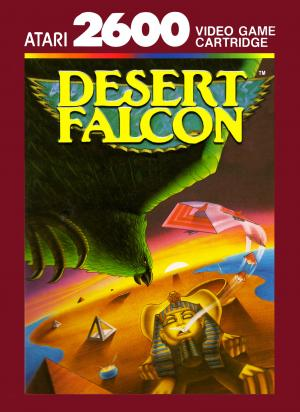 Desert Falcon/Atari 7800