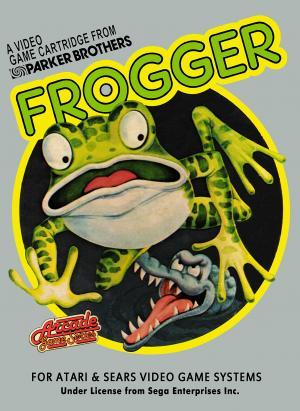 Frogger/Atari 2600
