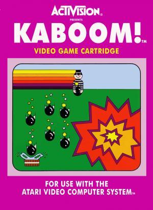 Kaboom!/Atari 2600